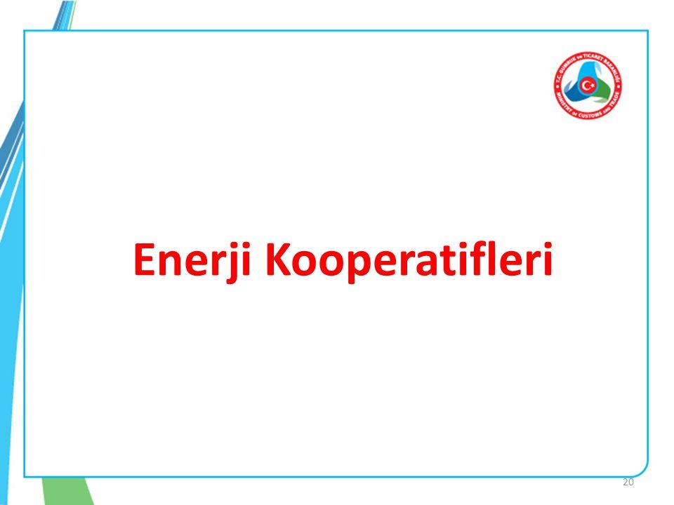 Enerji Kooperatifleri