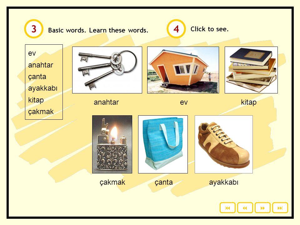 3 4 ev anahtar çanta ayakkabı kitap çakmak anahtar ev kitap çakmak