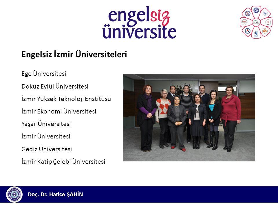 Engelsiz İzmir Üniversiteleri