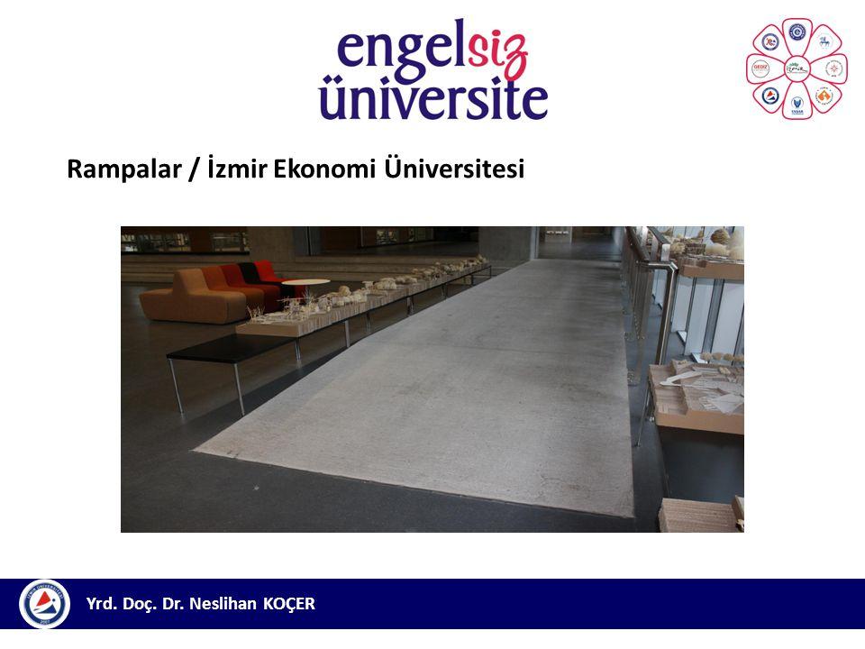 Rampalar / İzmir Ekonomi Üniversitesi