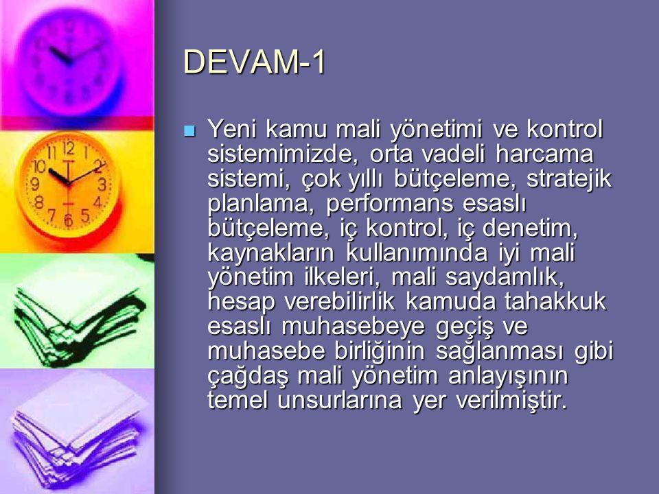 DEVAM-1