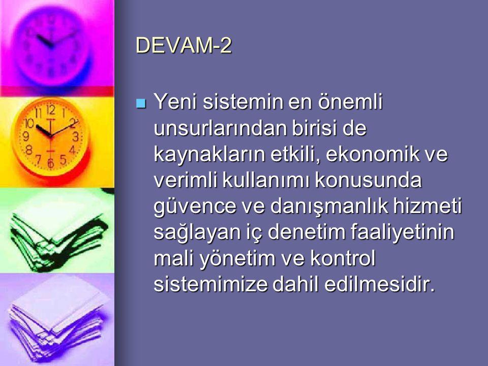 DEVAM-2