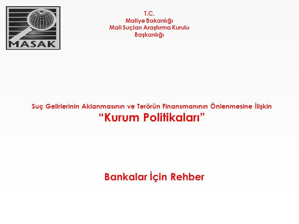 T.C. Maliye Bakanlığı Mali Suçları Araştırma Kurulu Başkanlığı