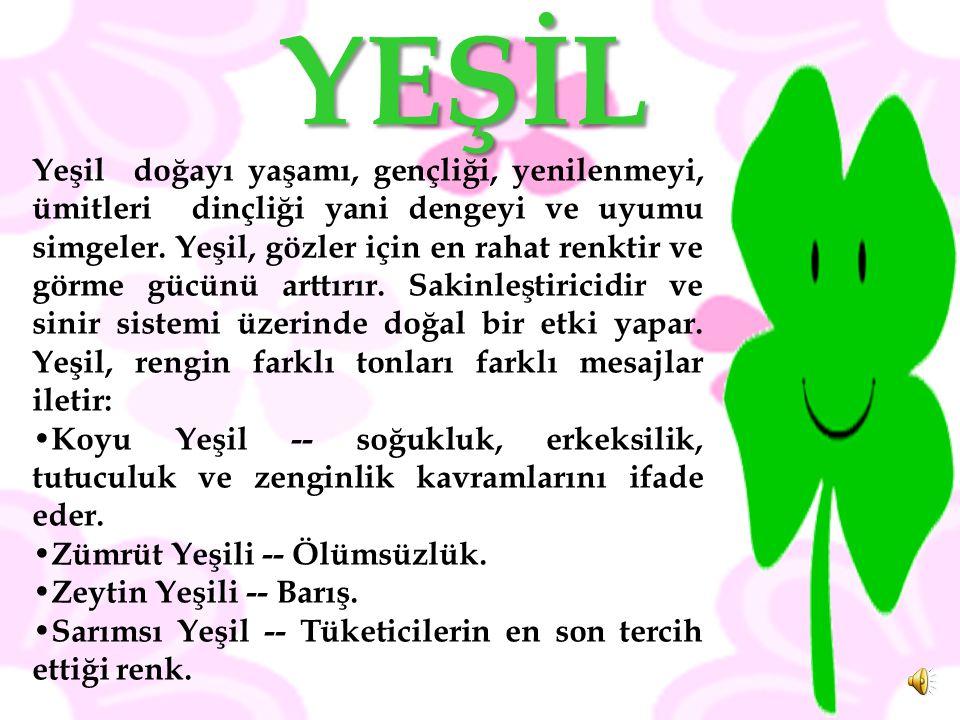 YEŞİL