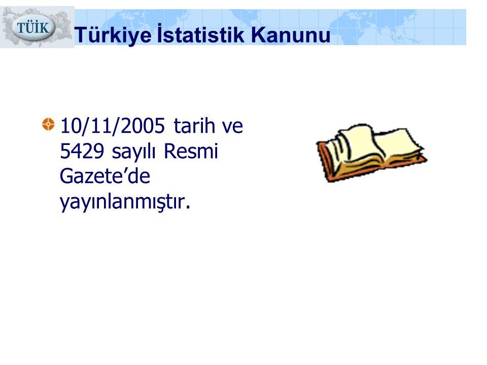 Türkiye İstatistik Kanunu