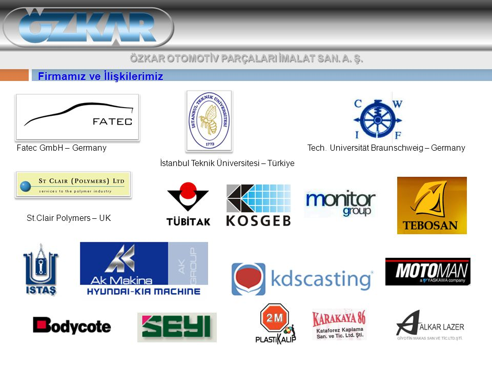 Fatec GmbH – Germany Tech. Universität Braunschweig – Germany