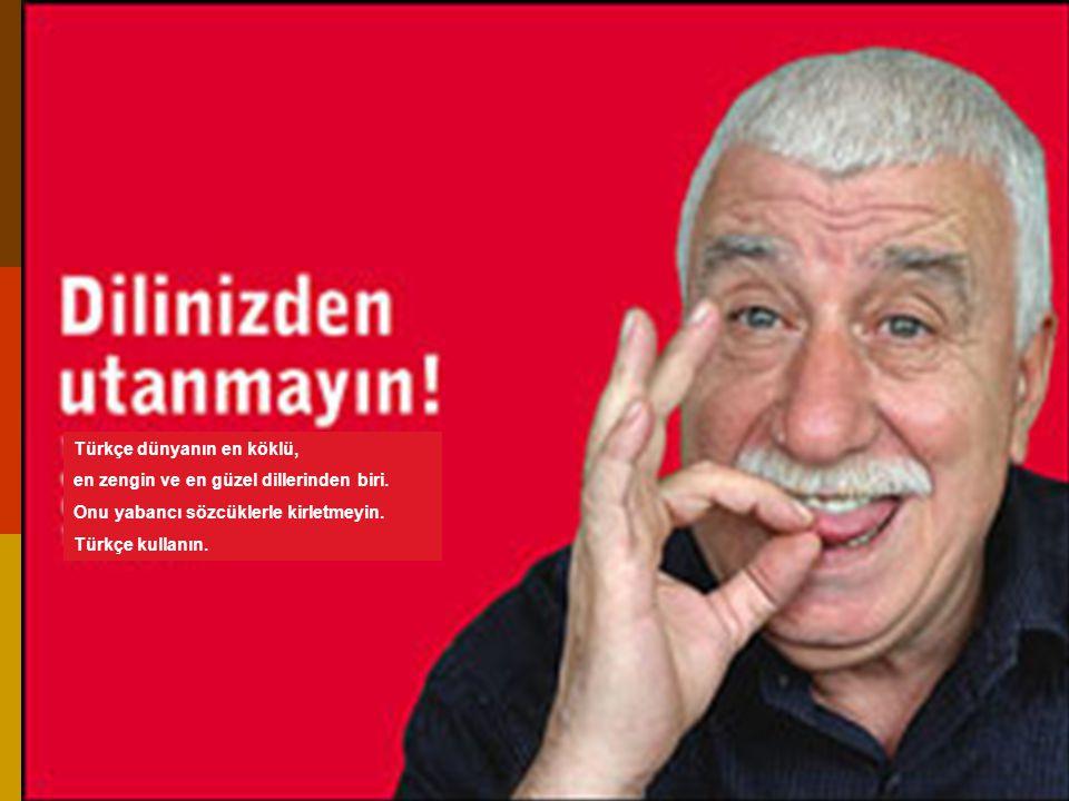 Türkçe dünyanın en köklü,