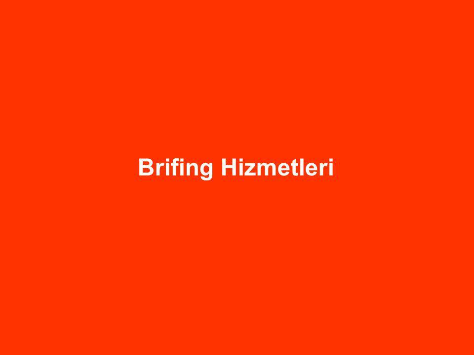 Brifing Hizmetleri 9