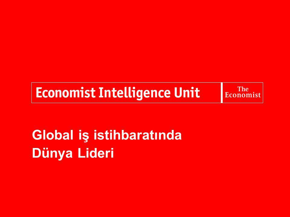Global iş istihbaratında