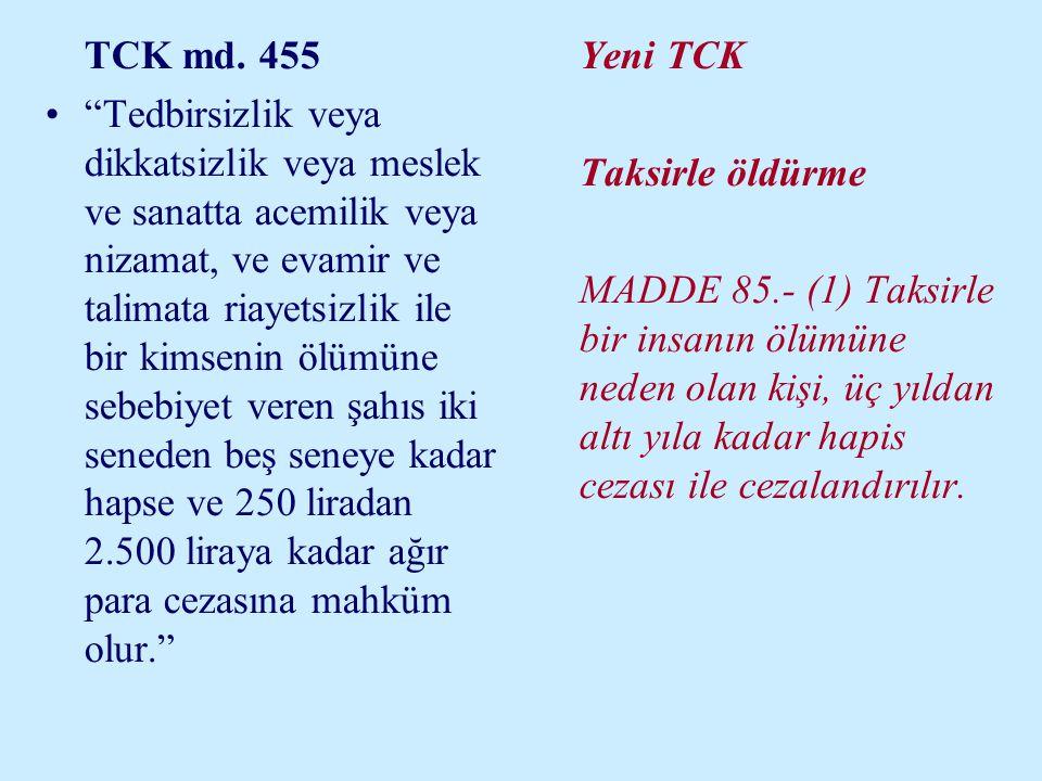 TCK md. 455