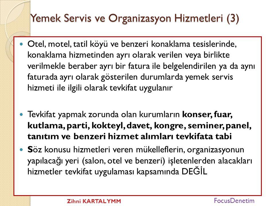 Yemek Servis ve Organizasyon Hizmetleri (3)