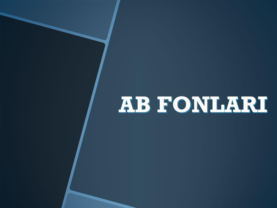 AB FONLARI