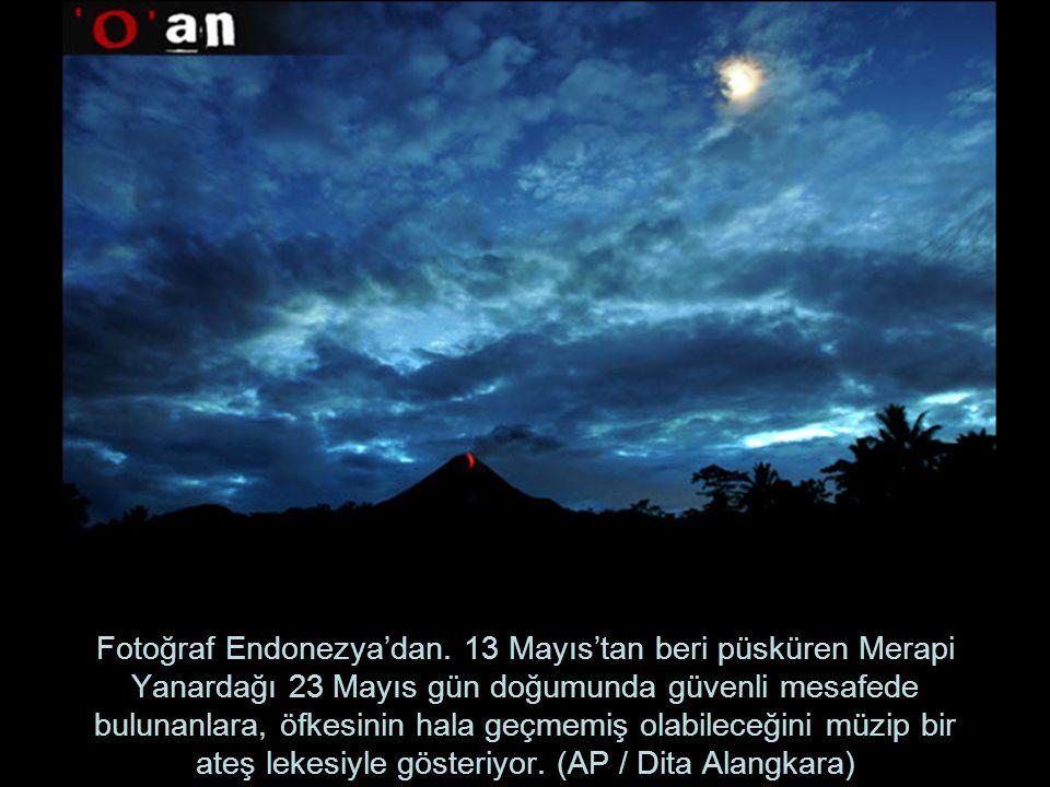 Fotoğraf Endonezya'dan