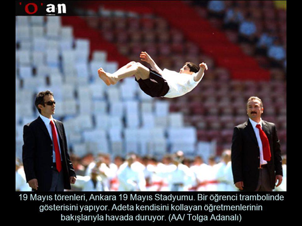19 Mayıs törenleri, Ankara 19 Mayıs Stadyumu