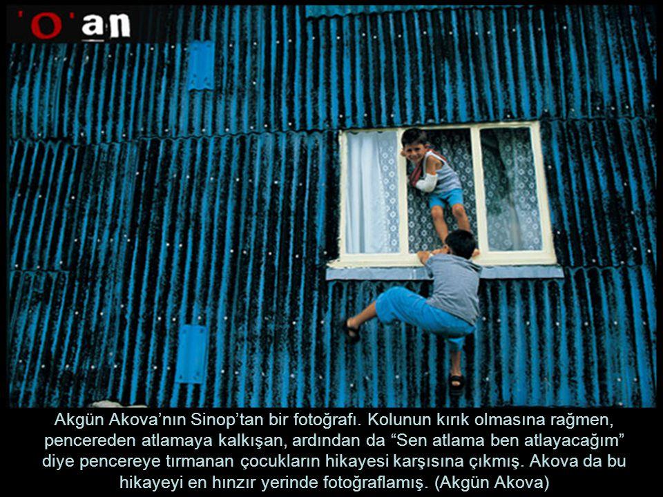 Akgün Akova'nın Sinop'tan bir fotoğrafı