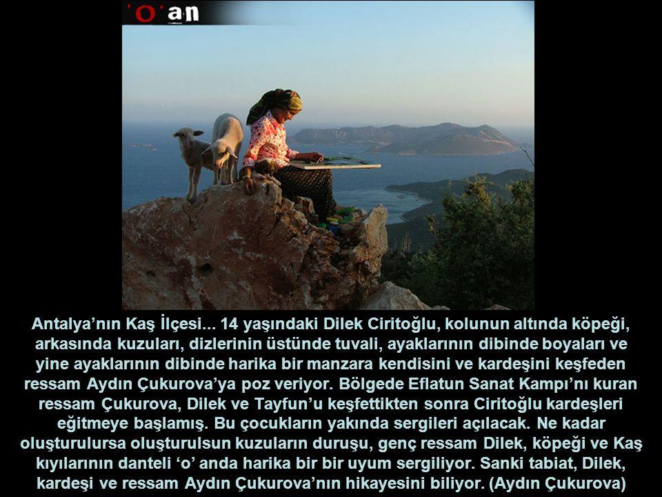 Antalya'nın Kaş İlçesi