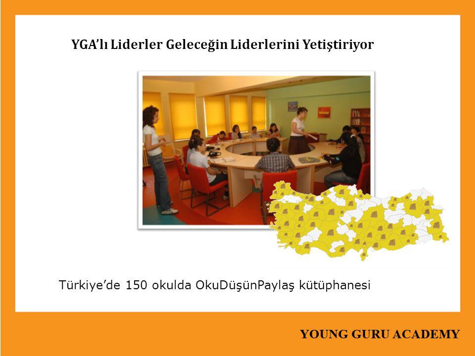 YGA'lı Liderler Geleceğin Liderlerini Yetiştiriyor