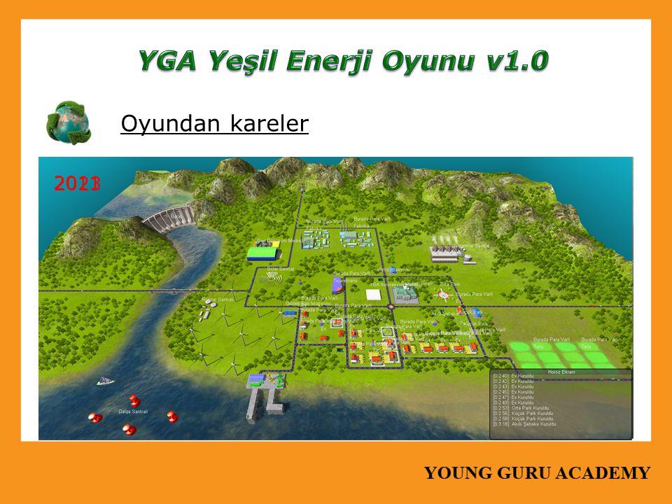 YGA Yeşil Enerji Oyunu v1.0