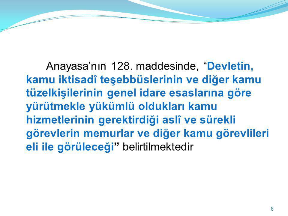 Anayasa'nın 128.