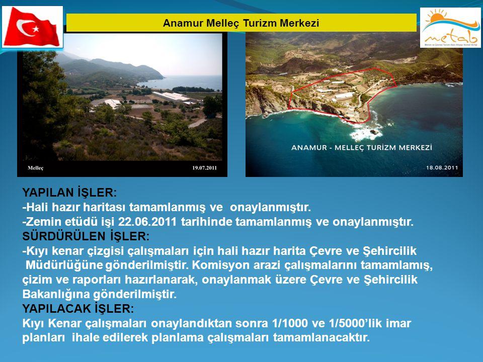 Anamur Melleç Turizm Merkezi