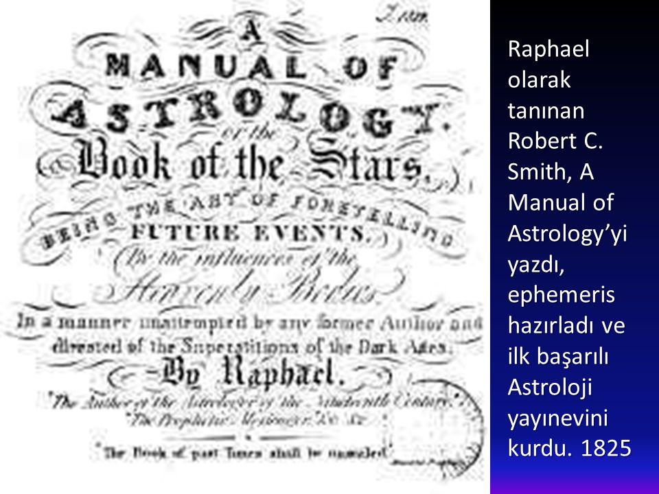 Raphael olarak tanınan Robert C