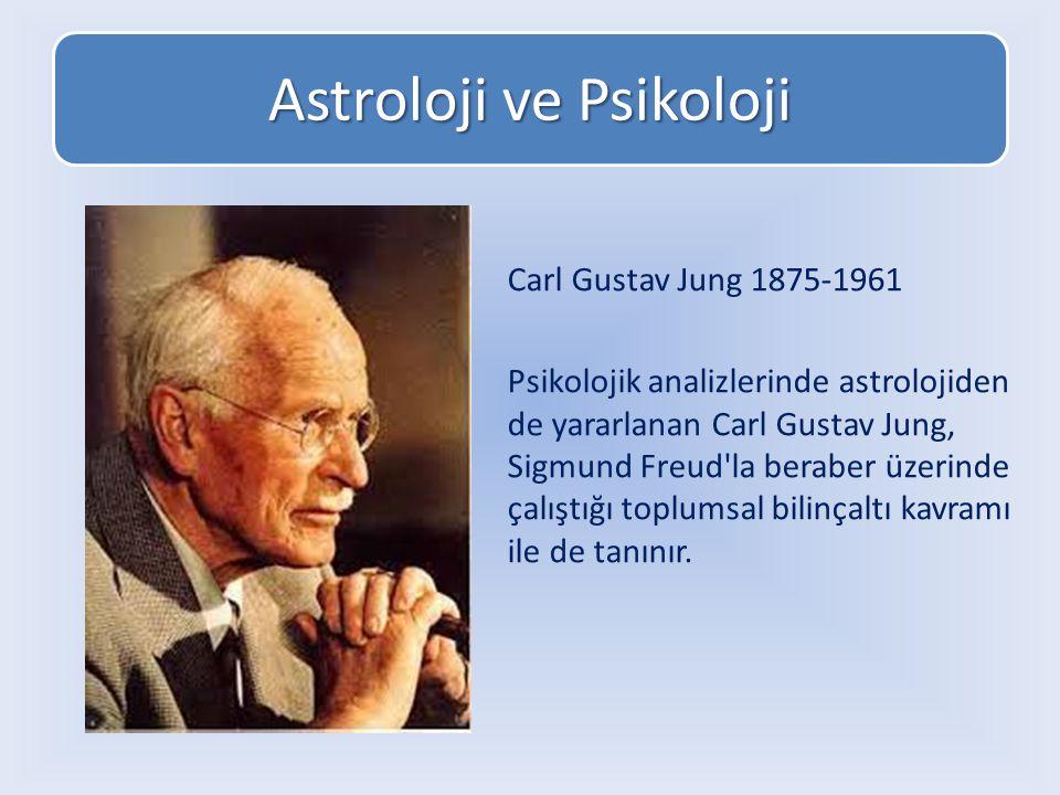 Astroloji ve Psikoloji