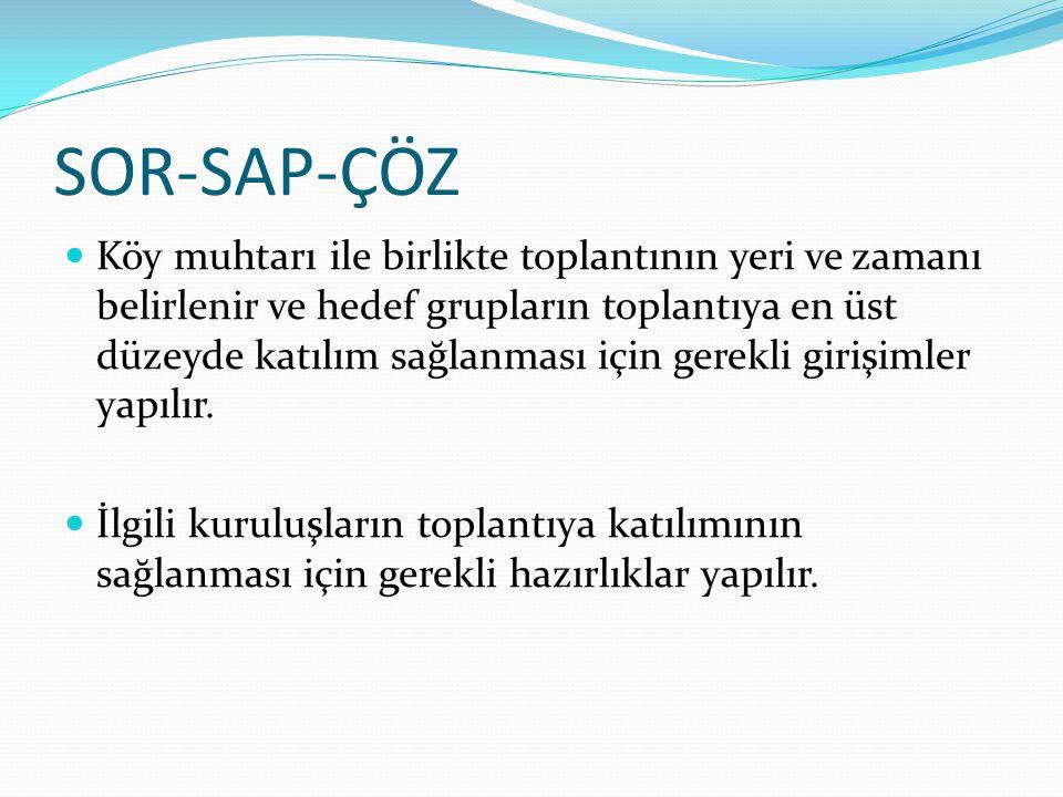 SOR-SAP-ÇÖZ