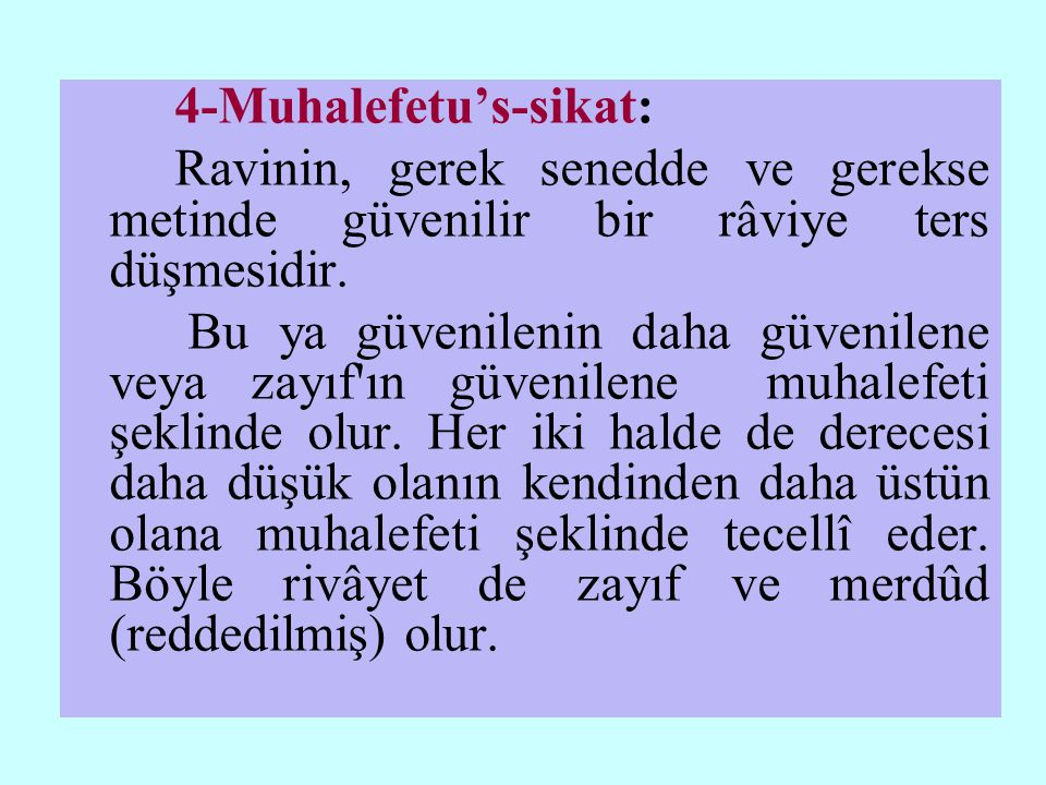 4-Muhalefetu's-sikat:
