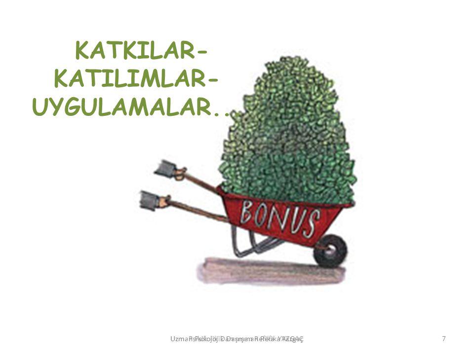 KATKILAR- KATILIMLAR- UYGULAMALAR...
