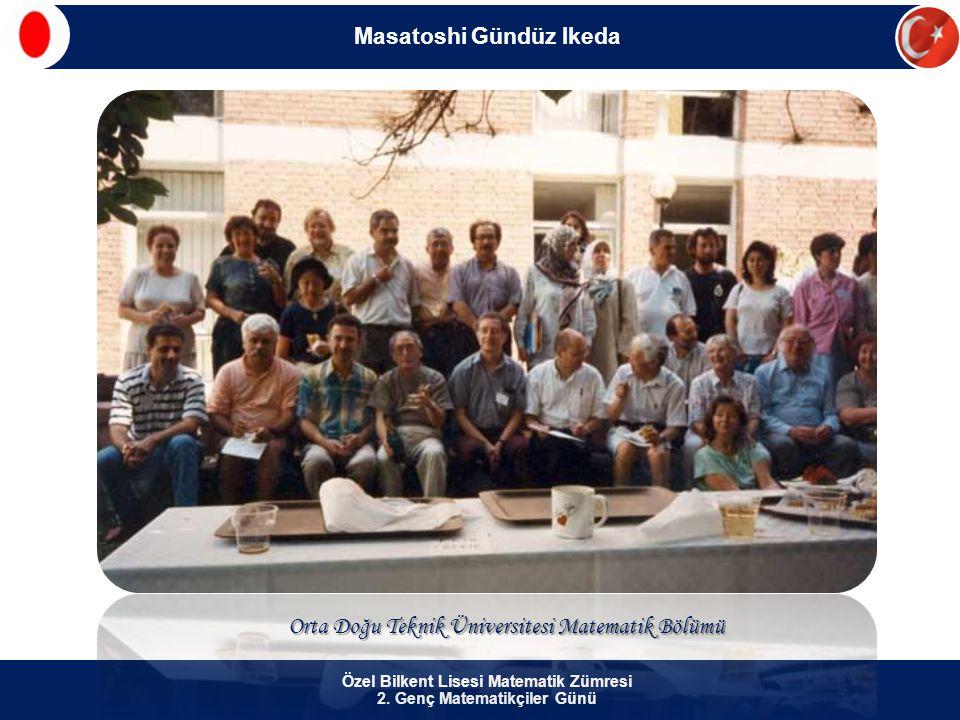 Orta Doğu Teknik Üniversitesi Matematik Bölümü