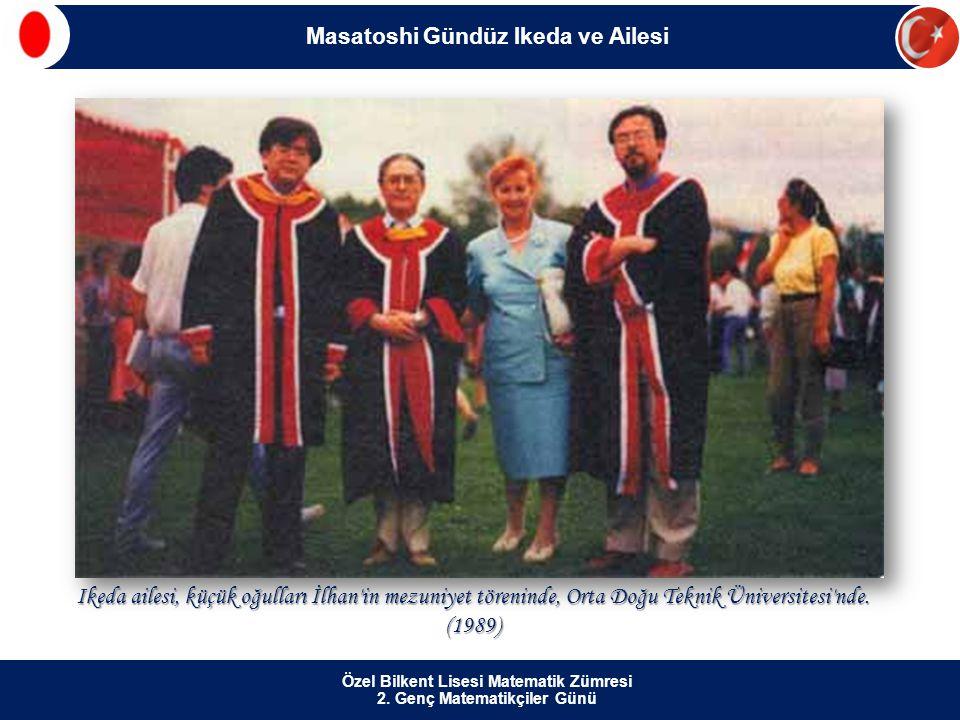 Masatoshi Gündüz Ikeda ve Ailesi