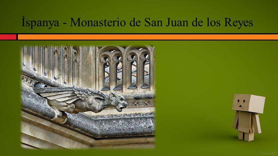 İspanya - Monasterio de San Juan de los Reyes