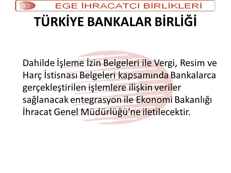 TÜRKİYE BANKALAR BİRLİĞİ