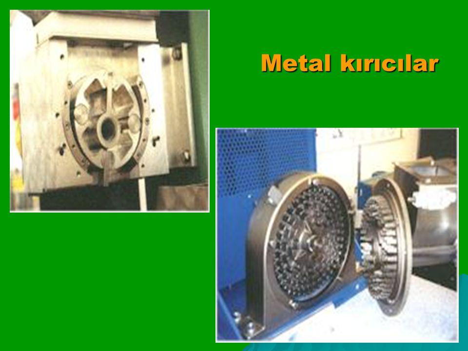 Metal kırıcılar