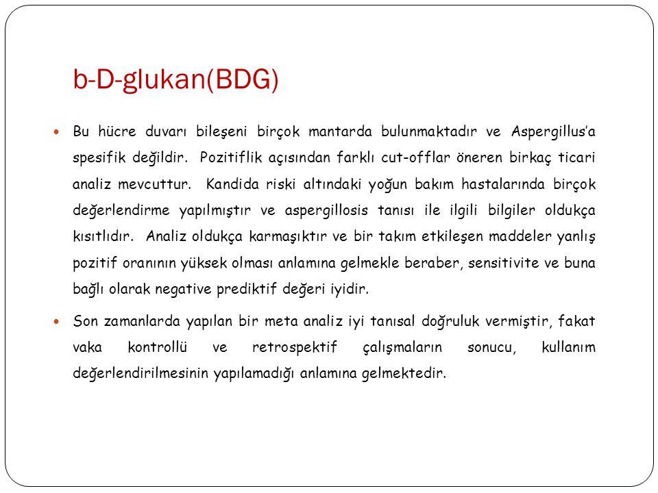 b-D-glukan(BDG)