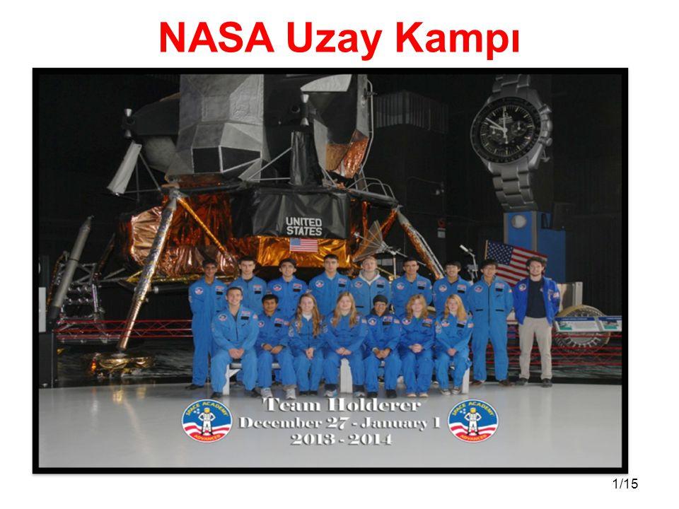 NASA Uzay Kampı