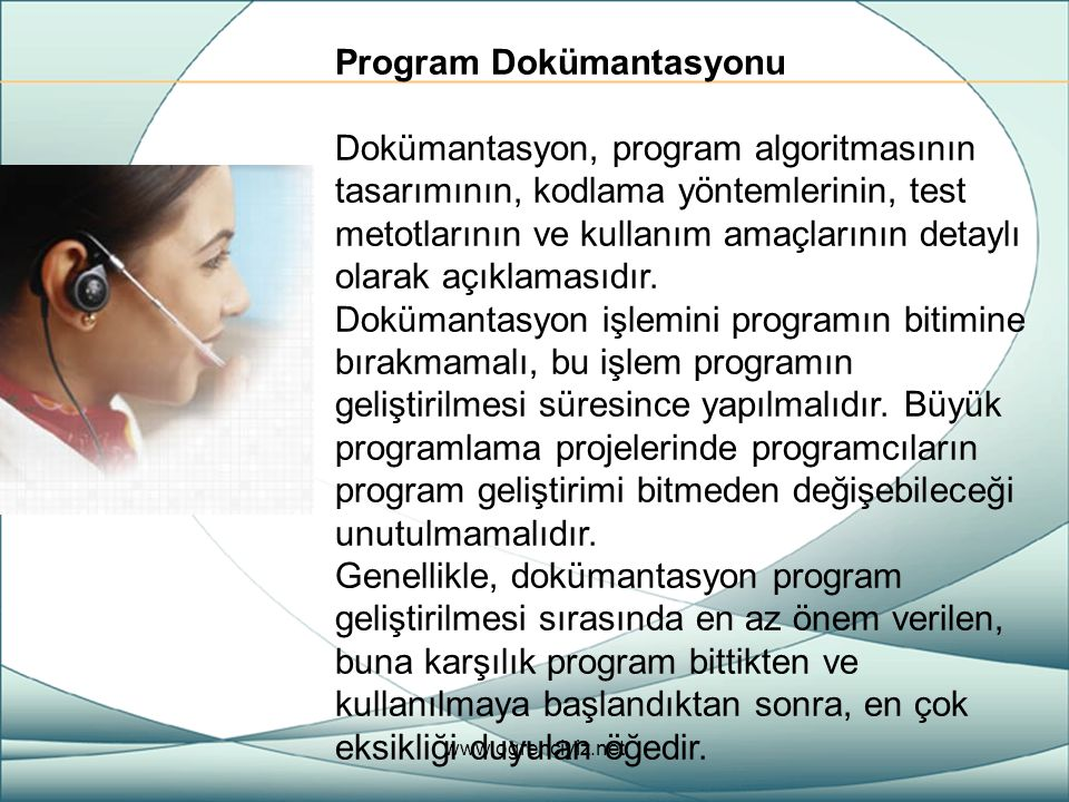 Program Dokümantasyonu