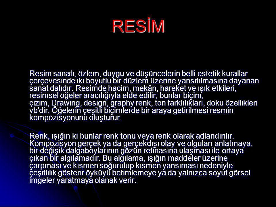 RESİM