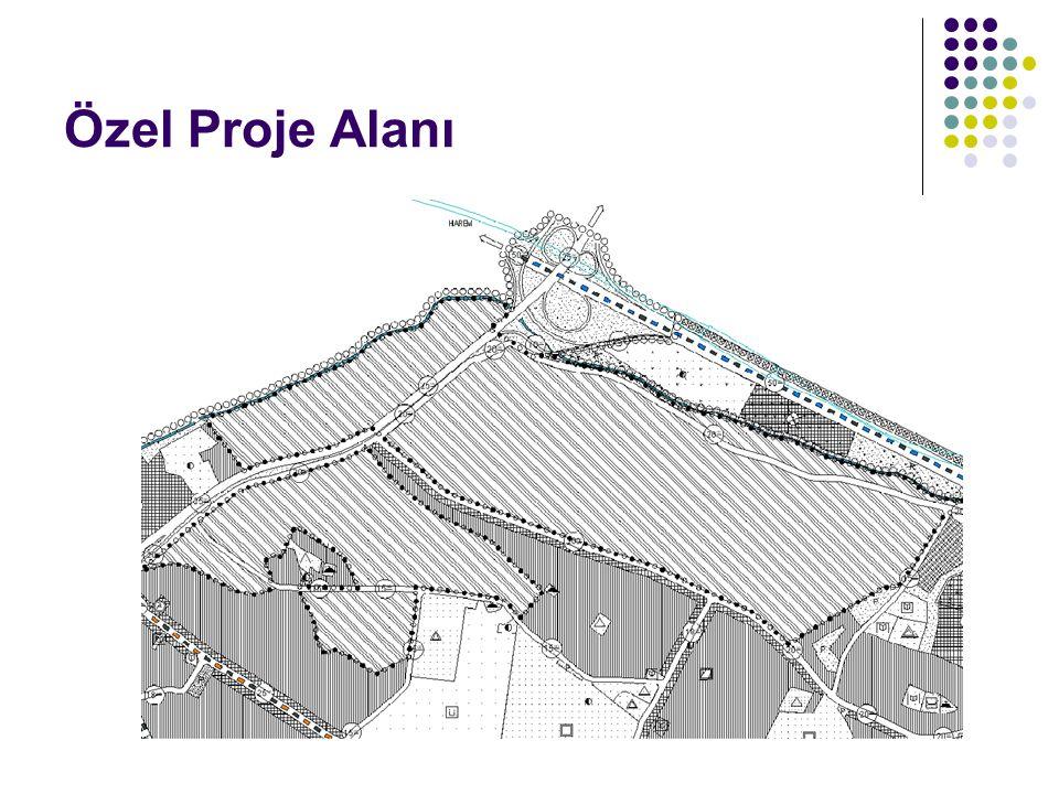 Özel Proje Alanı