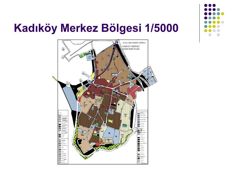 Kadıköy Merkez Bölgesi 1/5000