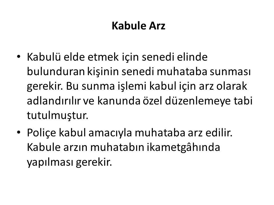 Kabule Arz