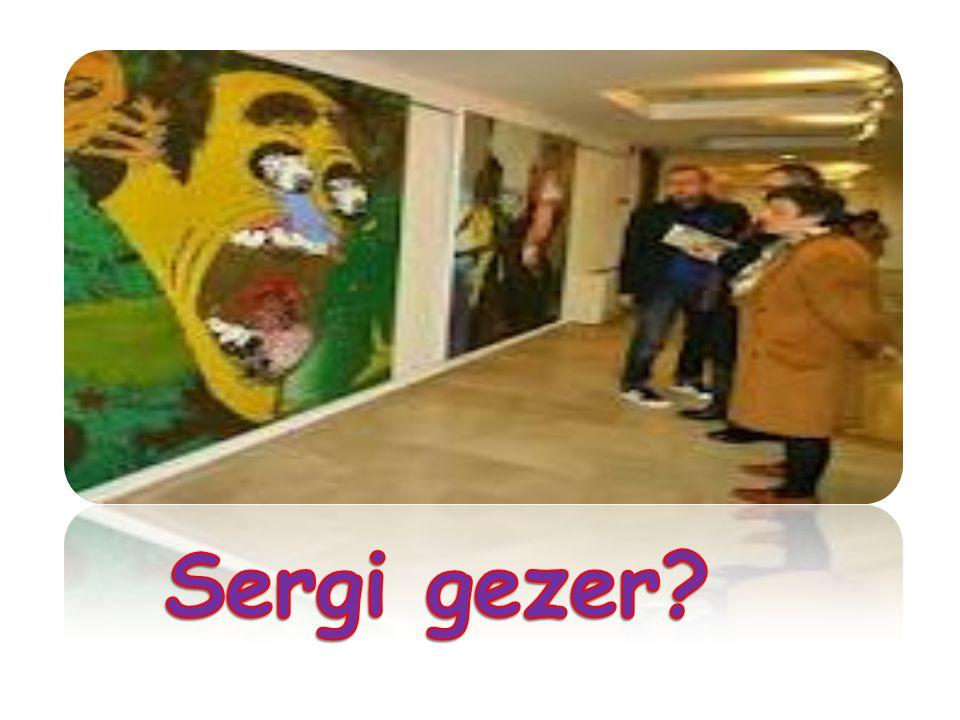 Sergi gezer