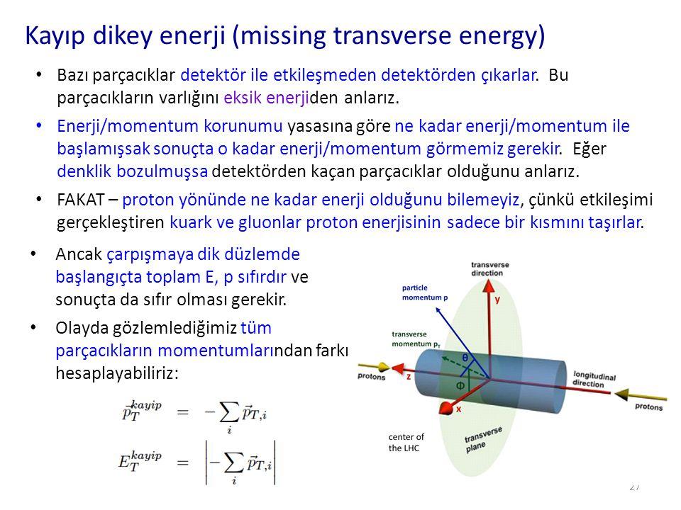 Kayıp dikey enerji (missing transverse energy)