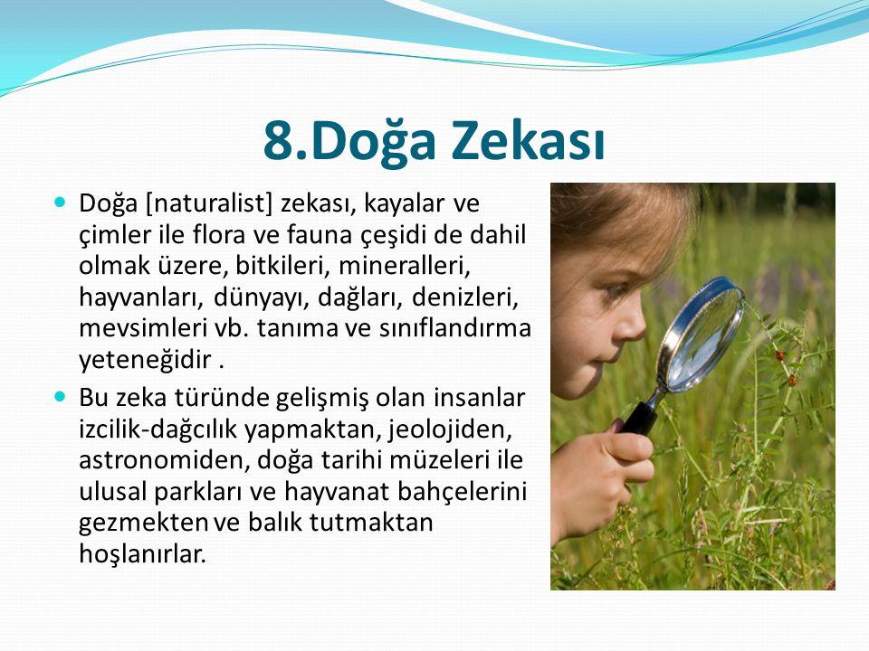8.Doğa Zekası