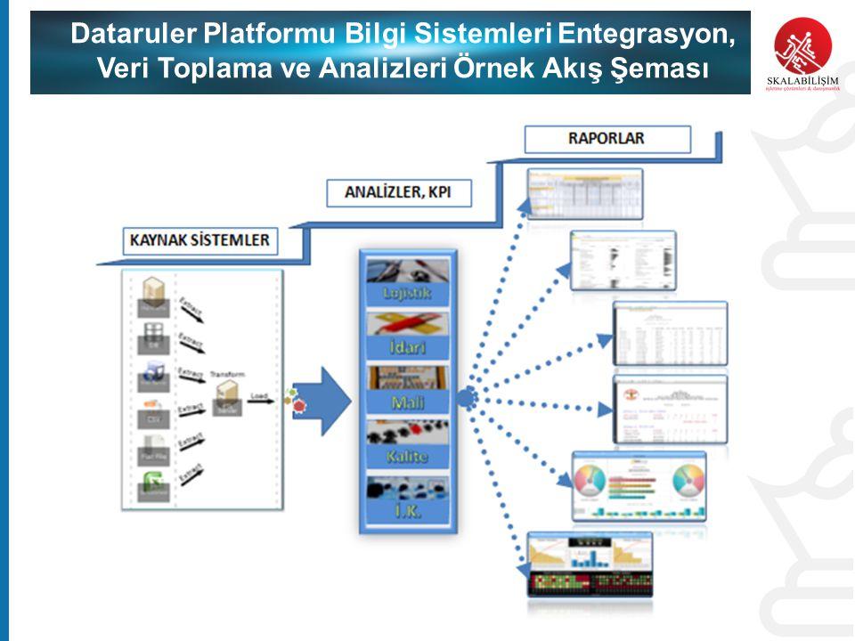 Dataruler Platformu Bilgi Sistemleri Entegrasyon,