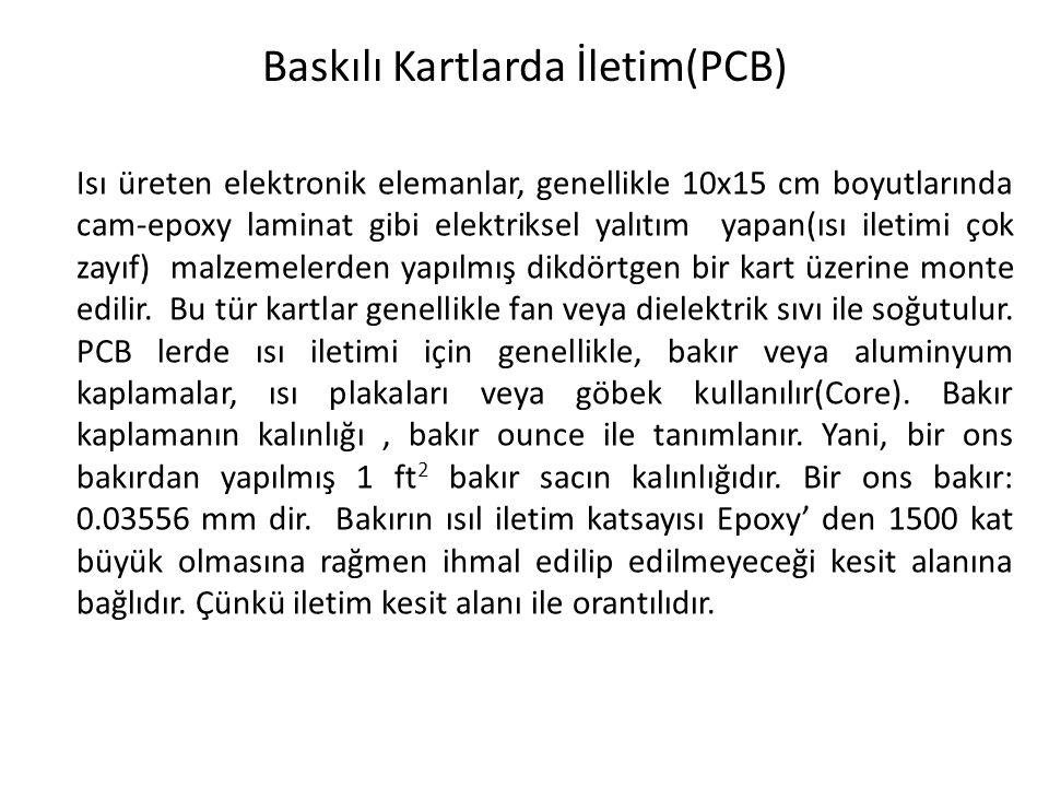 Baskılı Kartlarda İletim(PCB)
