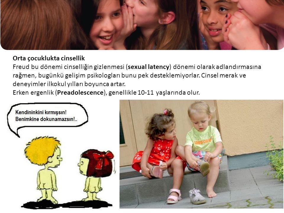 Orta çocuklukta cinsellik