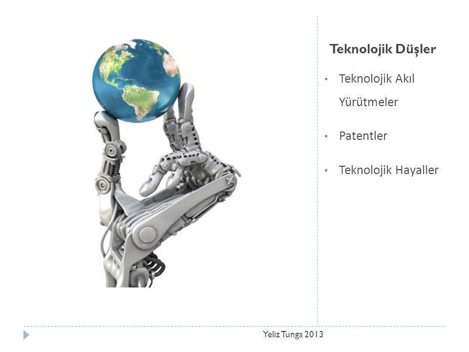 Teknolojik Akıl Yürütmeler
