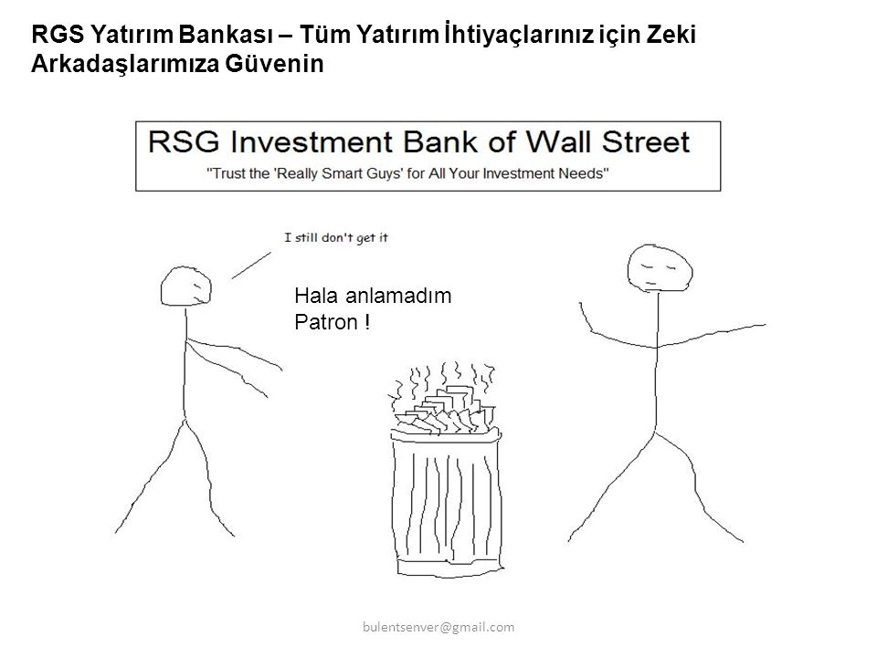 RGS Yatırım Bankası – Tüm Yatırım İhtiyaçlarınız için Zeki Arkadaşlarımıza Güvenin
