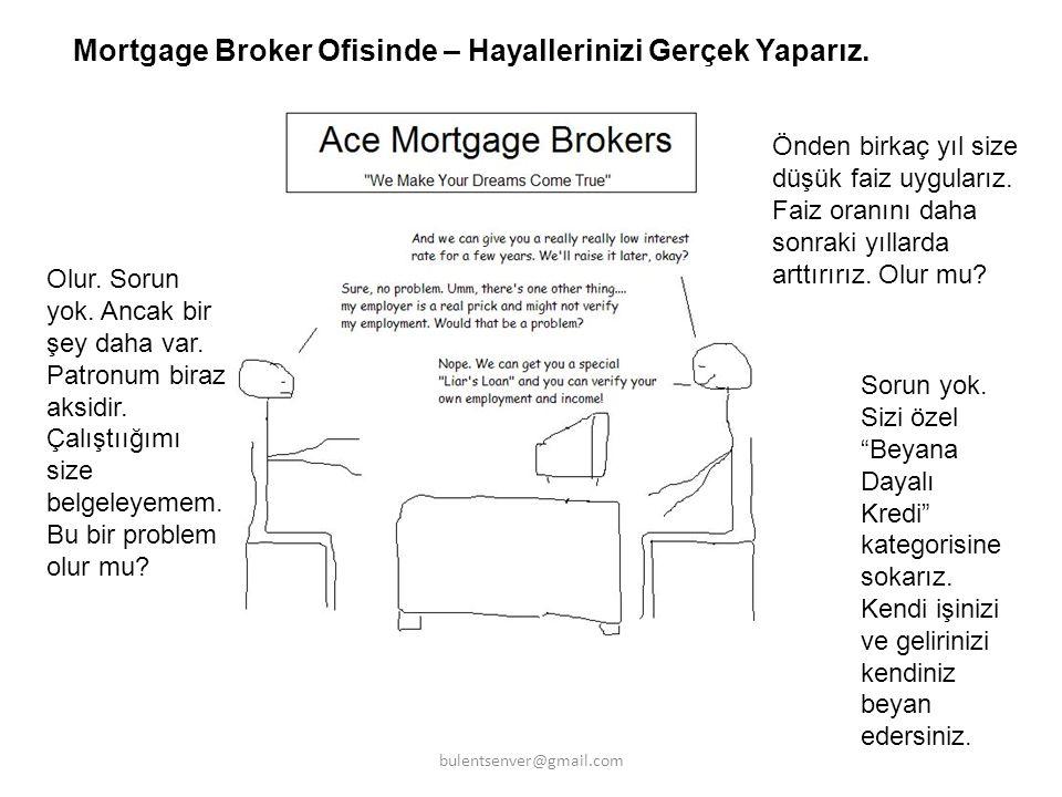 Mortgage Broker Ofisinde – Hayallerinizi Gerçek Yaparız.